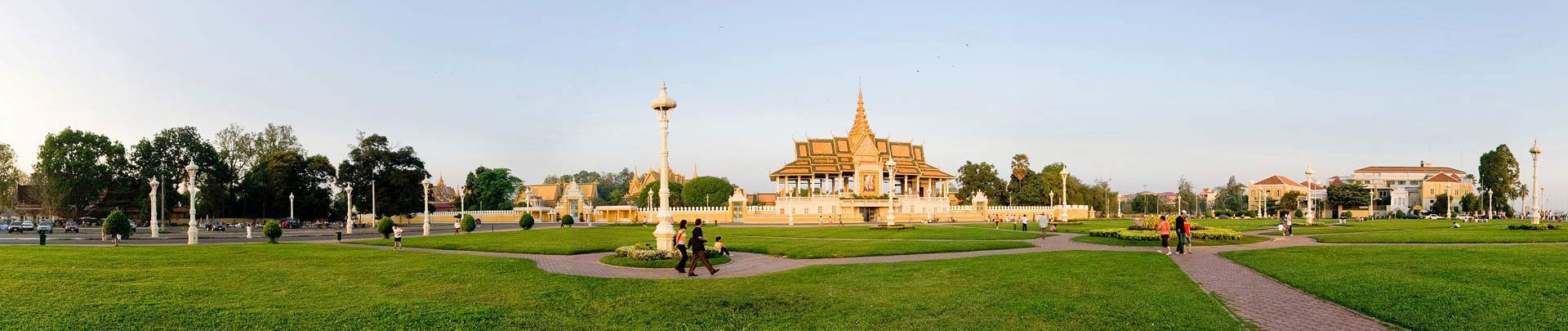 <i>Welcome to</i><p>Cambodia</p><i>Kingdom of Wonder</i>