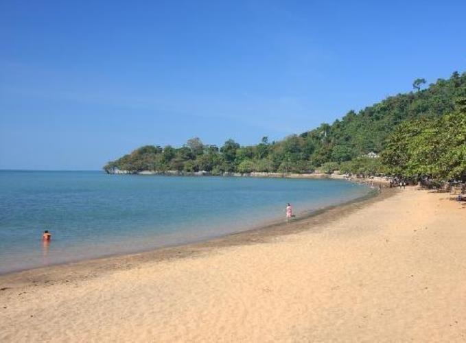Coastal Beach and Kep City