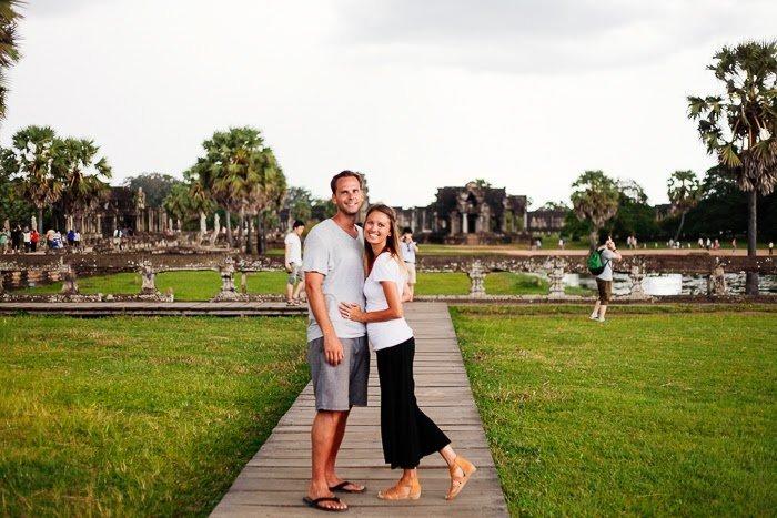 Siem Reap Honeymoon Trip