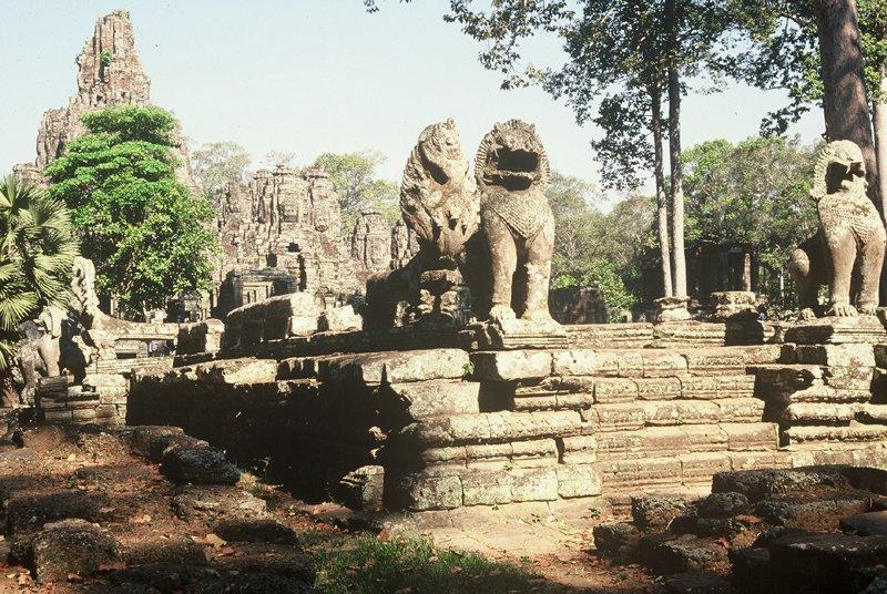 Legacy of Khmer Empire