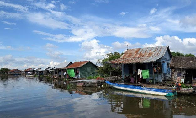 Tonle Sap Floating Village Half Day Trip