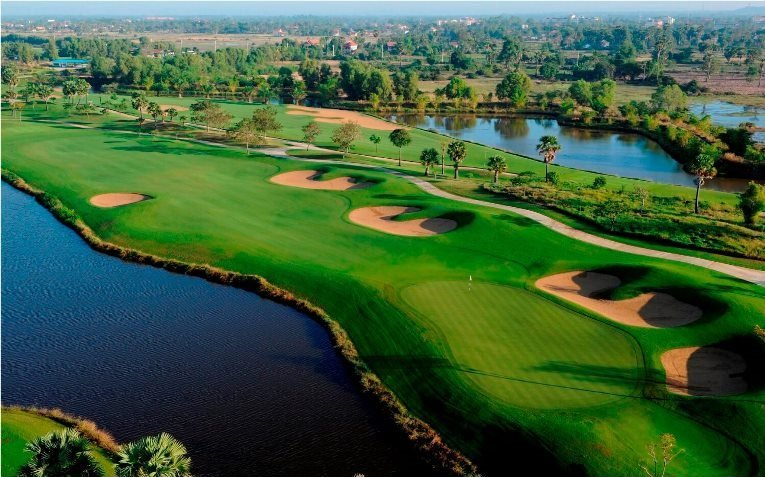 Angkor Golf Tours
