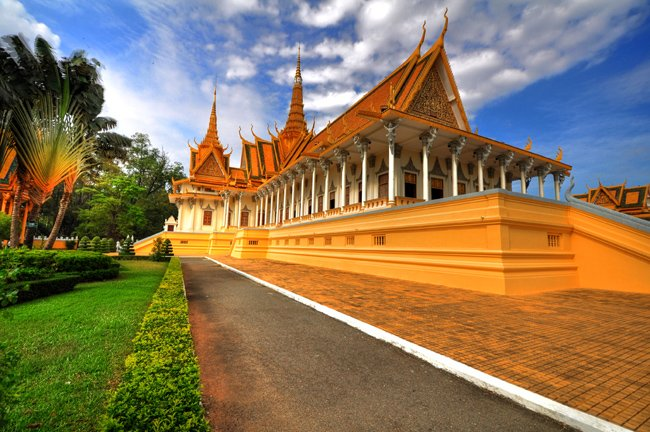 Weekend Tours of Cambodia