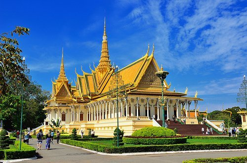 Legacy of Khmer History