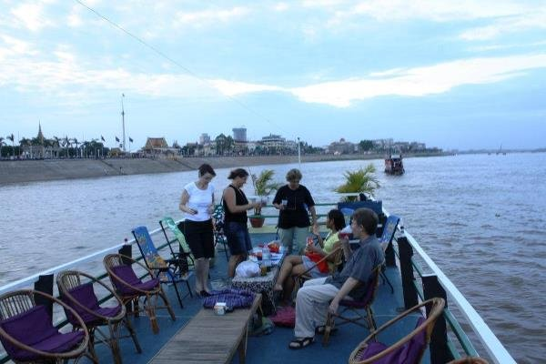 Mekong Sun Set Cruise