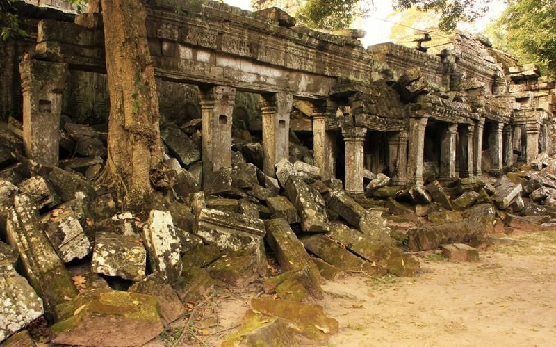 Visit Khmer Empire Capital Koh Ker