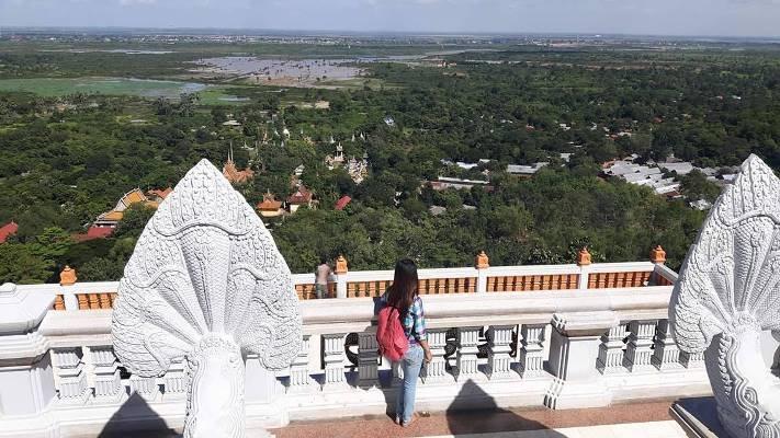 Phnom Praset - Ou Dong Full Day Tour