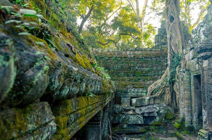 The Magical City of Angkor Wat