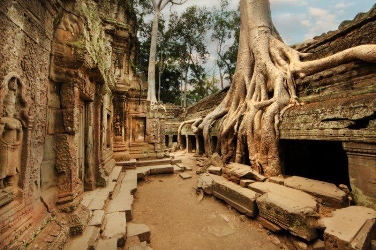 Discover Khmer Empire