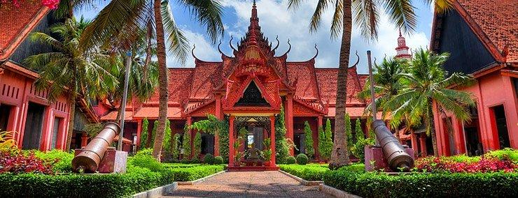 Phnom Penh - Siem Reap Free & Easy Package