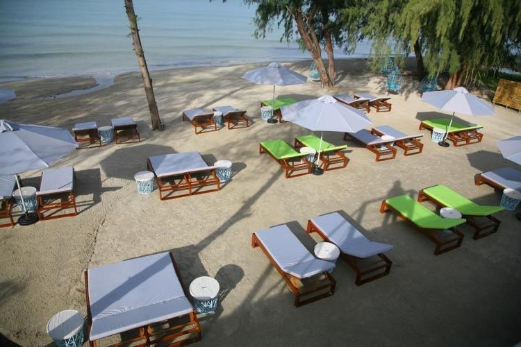 The Costal Island and Phnom Penh City
