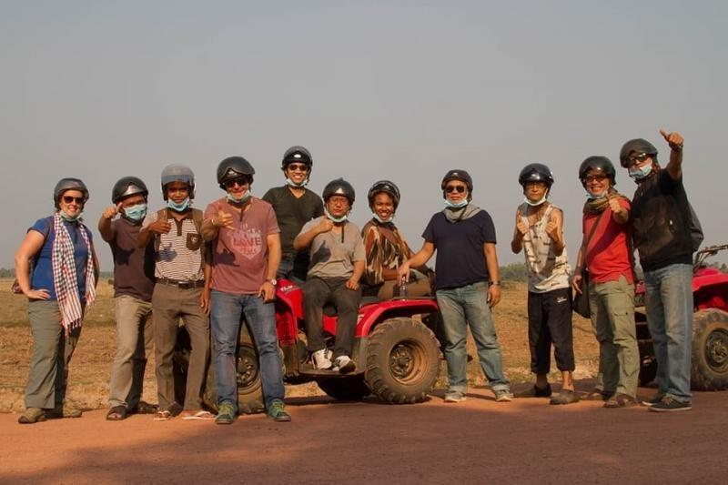 Quad Bike - Full Day Tour