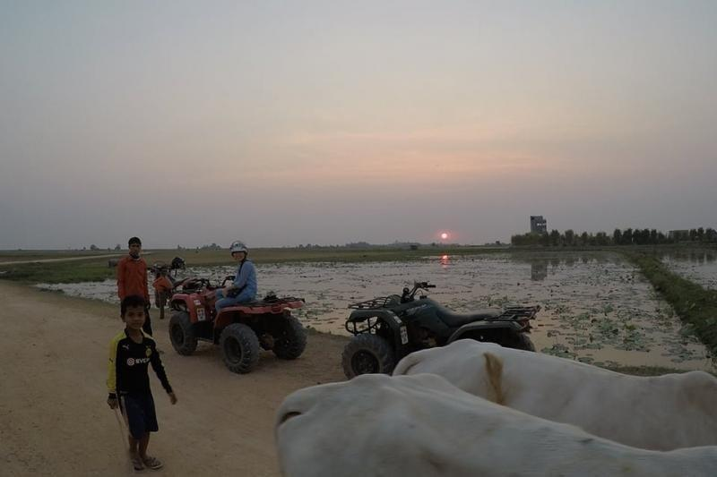 Quad Bike - Sunset Tour