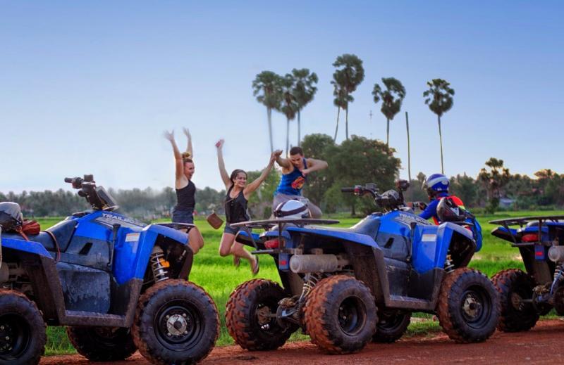 Quad Bike - Discovery Tour