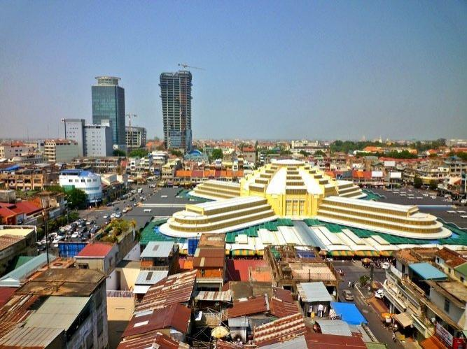 Phnom Penh city at Glance