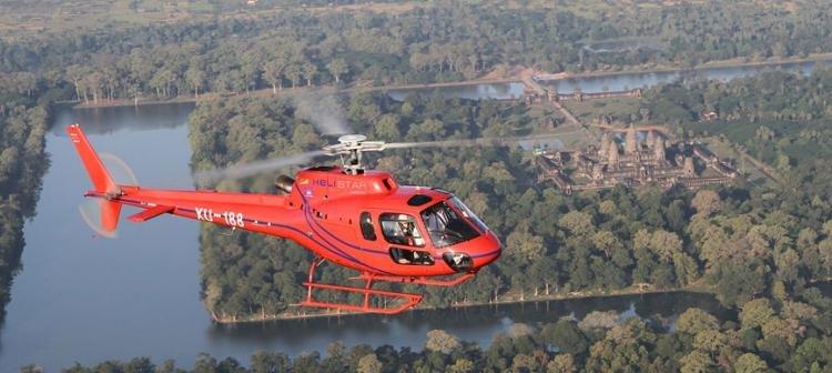 Angkor Flight Tours