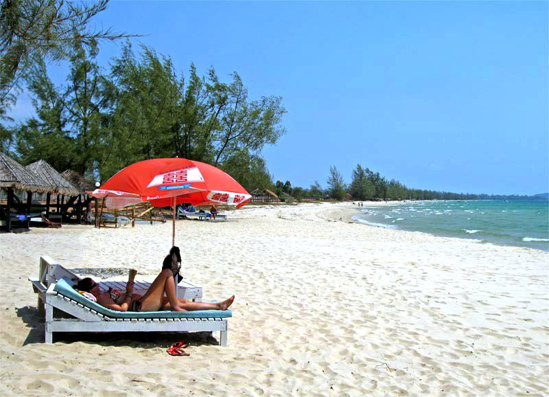 Beach Break Holidays Cambodia Tours