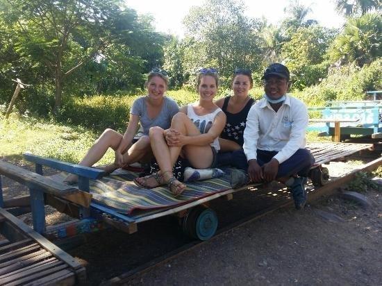 Discover Siem Reap – Battambang – Kampong Thom – Phnom Penh