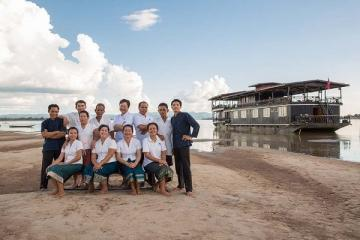 Vientiane – Pakse – Vat Phou Cruise Tour