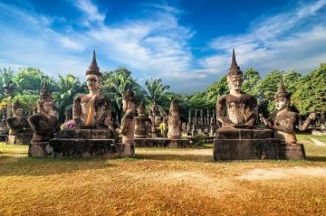 Luang Prabang – Xieng Khouang – Vientiane Tour