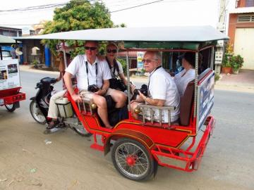 Experience Silk Island The Tuk-Tuk Full Day Tour