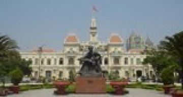Ho Chi Minh Stopover