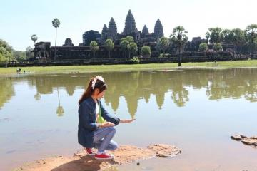 Full Day Angkor Wat Tour