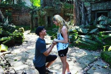 Siem Reap Honeymoon Trip