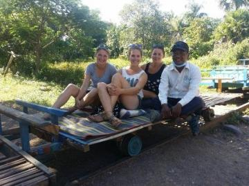 Discover Siem Reap, Battambang, Kampong Thom and Phnom Penh