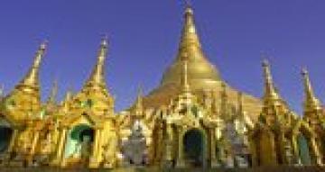 Around The Capital of Myanmar